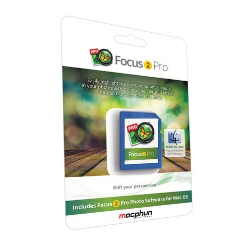 Macphun Focus 2 Pro (SD Card)