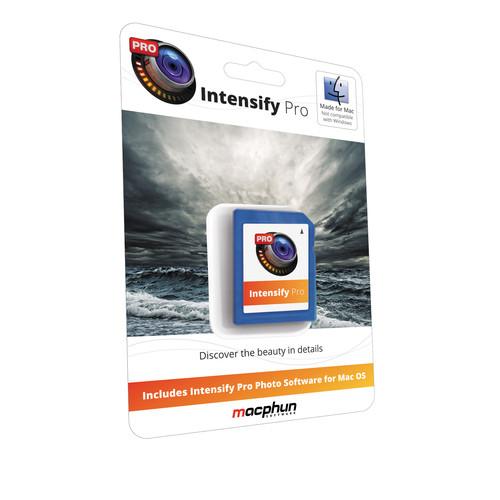 Macphun Intensify Pro (SD Card)