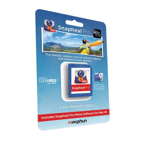 Macphun Snapheal Pro (SD Card)