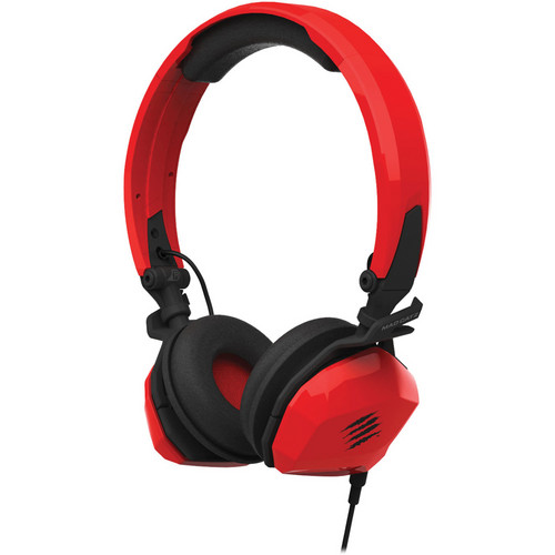 Mad Catz Cyborg F.R.E.Q. M Mobile Stereo Headset (Red)