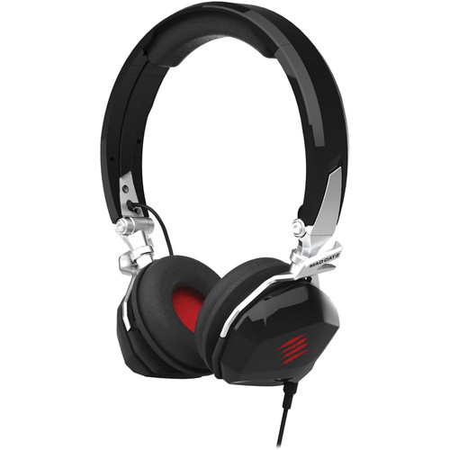 Mad Catz Cyborg F.R.E.Q. M Mobile Stereo Headset (Gloss Black)