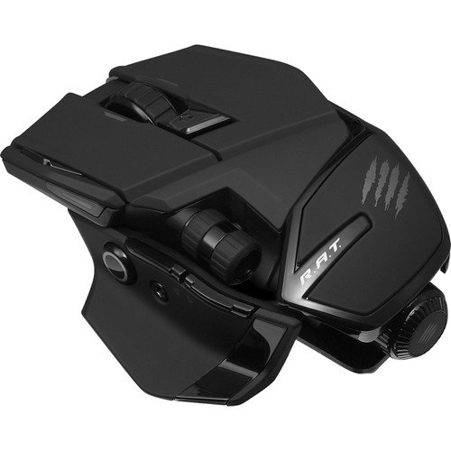 Mad Catz Office R.A.T. Wireless Mouse (Matte Black)