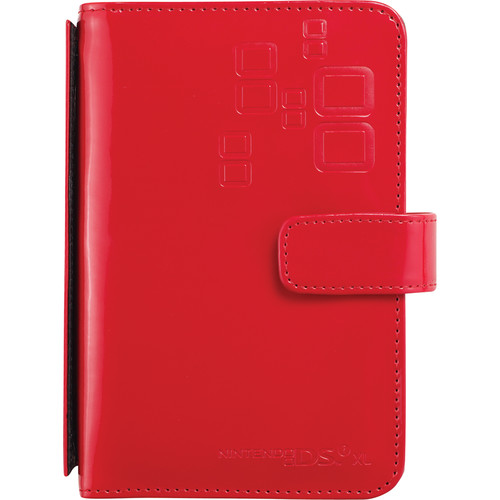 Mad Catz Fold-N-Hold PlayCase for Nintendo DSi XL (Red)