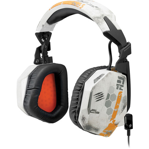 Mad Catz Titanfall F.R.E.Q. 4D Stereo Headset
