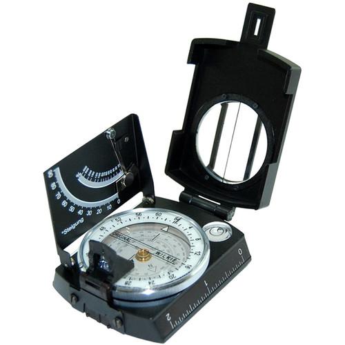 Kasper & Richter Meridian PRO Compass (MILS Scale, Luminescent Compass Card)