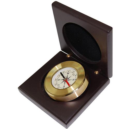Kasper & Richter Amalfi Brass Desk Compass