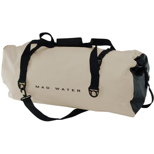 Mad Water Classic Roll-Top Waterproof Duffel Bag (60L, Khaki)