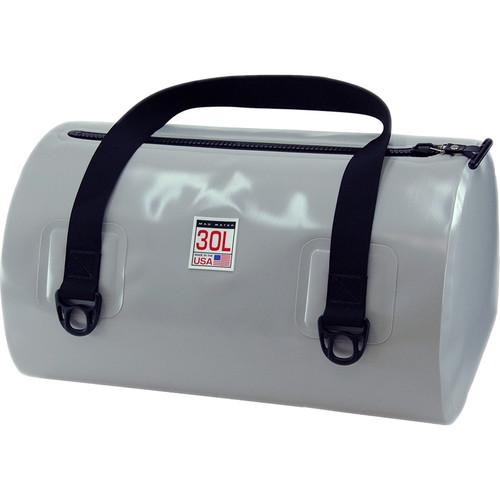 Mad Water Waterproof USA Duffel (30L, Cool Gray)