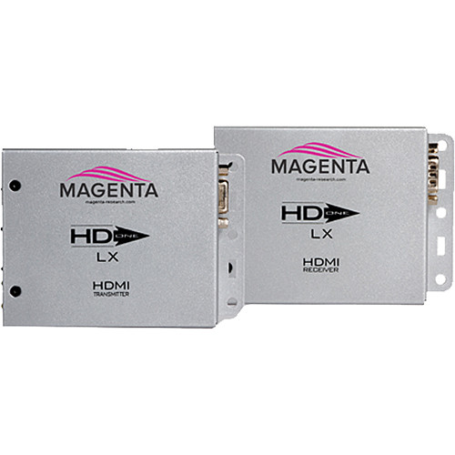 Magenta Voyager HD-One LX HDMI, IR, and RS-232 Extender Kit