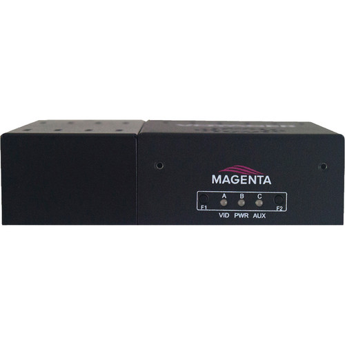 Magenta Research Voyager VG-RX4-MM-DVI 4-Port DVI Receiver with HDCP