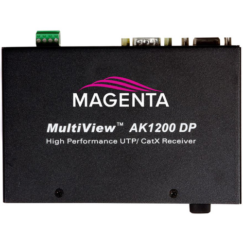 Magenta Multiview II AK1200 VGA/Analog Receiver with AkuComp II (1200')