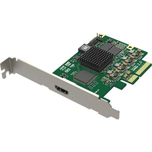 Magewell Pro Capture HDMI 4K Capture Card (1-Channel)