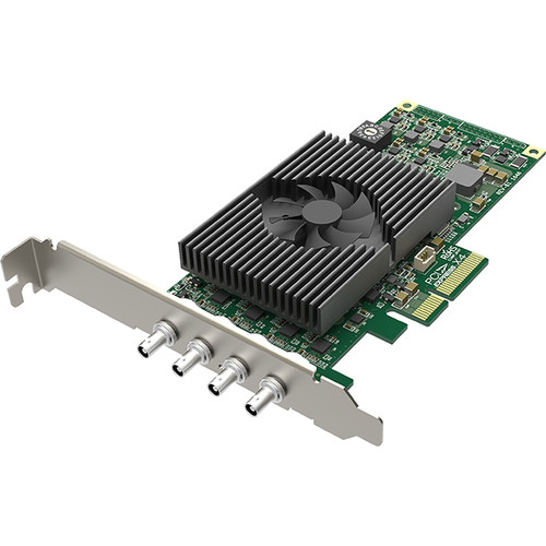 Magewell 1-Channel Pro Capture SDI Plus 4K Card + LP