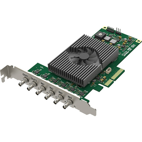 Magewell 4-SDI Channel 2K Capture + 2-SDI Channel 2K Playback Card