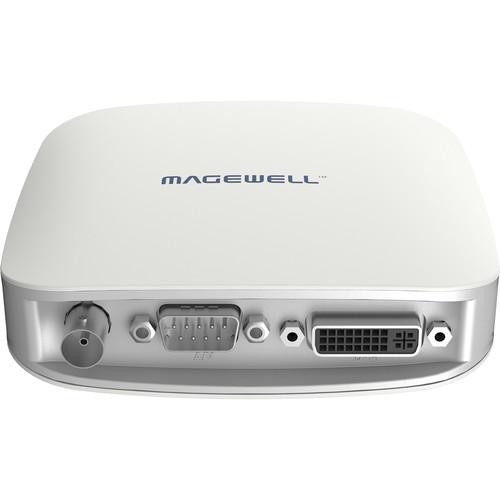 Magewell XI100XUSB-PRO Plug-n-Play USB 3.0 Capture Card