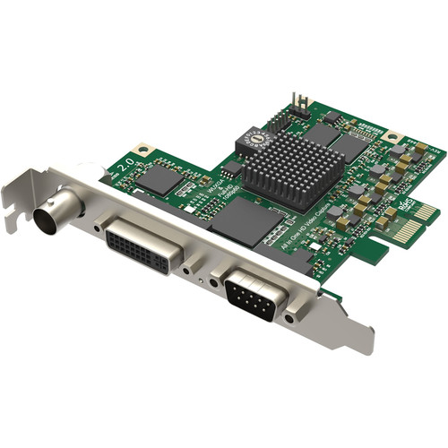 Magewell Pro Capture AIO - All-In-One 1-Channel HD Capture Card