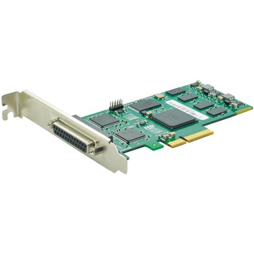 Magewell XI104AE Single VGA + Quad CVBS PCI Express Video Capture Card