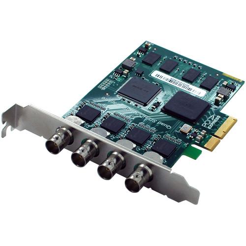 Magewell XI400DE-SDI PCI Express Video Capture Card