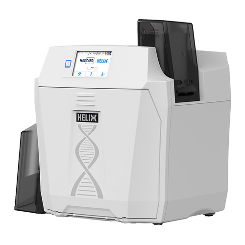 Magicard Helix Uno Single-Sided Retransfer Card Printer