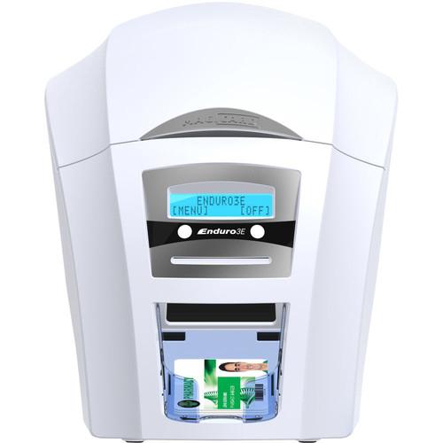 Magicard Enduro3E Mag Smart Single-Sided ID Card Printer with TrustID Classic Software