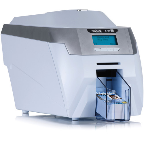 Magicard Rio Pro Single-Sided ID Card Printer with Magnetic Stripe Encoder