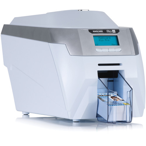Magicard Rio Pro Double-Sided ID Card Printer with Magnetic Stripe Encoder