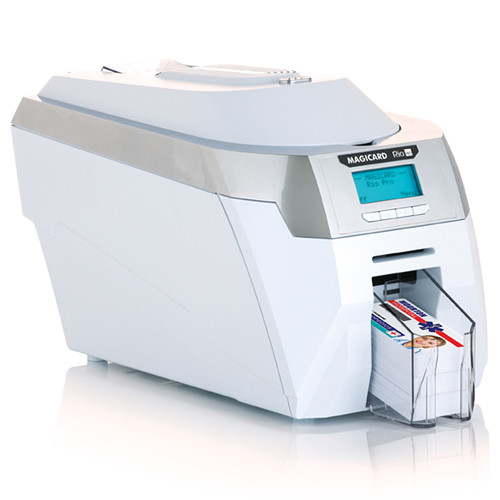Magicard Rio Pro Secure Duo Mag Double-Sided ID Card Printer with Magnetic Stripe Encoder