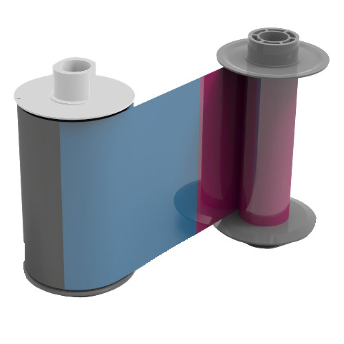 Magicard YMCK Dye Film for Helix Printer (Yield of 1,000 Images)