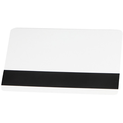 Magicard CR-80 PVC Cards with HiCo Magnetic Stripe (30 mil, 500-Pack)