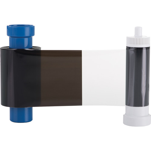 Magicard Black Resin Dye Film with Overcoat Panel for Direct-to-Card Printers