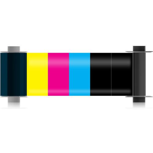 Magicard YMCKK Dye Film for Prima 2e/3 Printers (Yield of 750 Images)