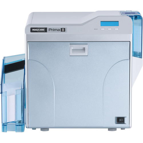 Magicard Prima 8 Duo Double-Sided Reverse Transfer ID Card Printer (600 dpi)