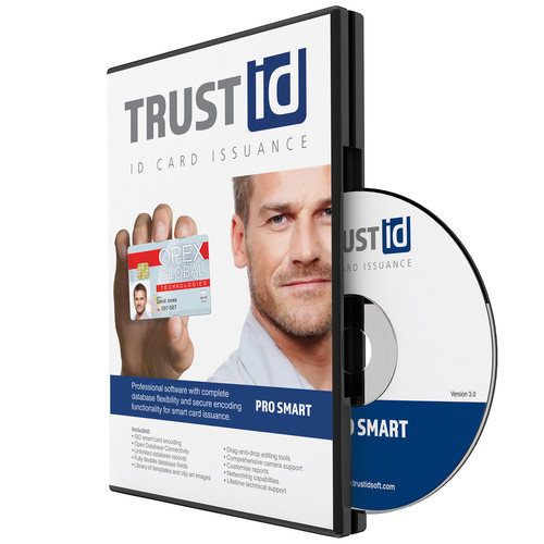 Magicard TrustID Pro Smart (Upgrade from TrustID Classic)