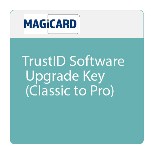 Magicard TrustID Software Upgrade Key (Classic to Pro)