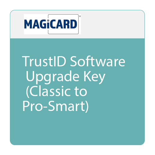 Magicard TrustID Software Upgrade Key (Classic to Pro-Smart)