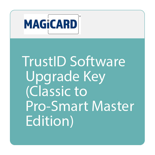 Magicard TrustID Software Upgrade Key (Classic to Pro-Smart Master Edition)