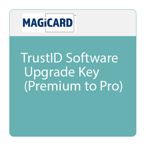 Magicard TrustID Software Upgrade Key (Premium to Pro)