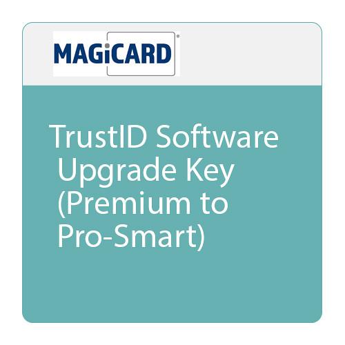 Magicard TrustID Software Upgrade Key (Premium to Pro-Smart)