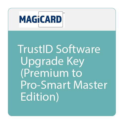 Magicard TrustID Software Upgrade Key (Premium to Pro-Smart Master Edition)