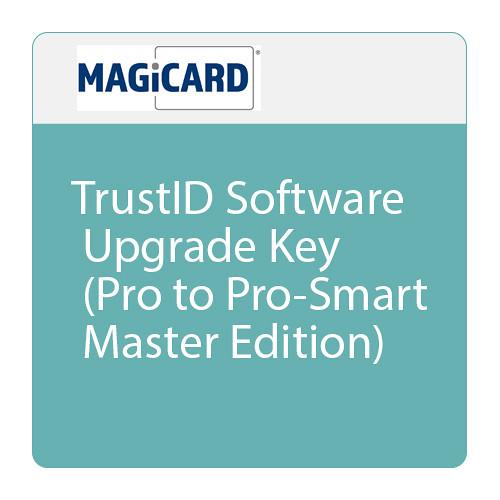 Magicard TrustID Software Upgrade Key (Pro to Pro-Smart Master Edition)
