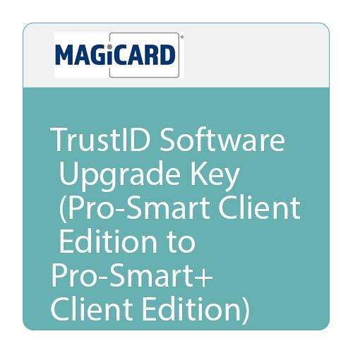 Magicard TrustID Software Upgrade Key (Pro-Smart Client Edition to Pro-Smart+ Client Edition)