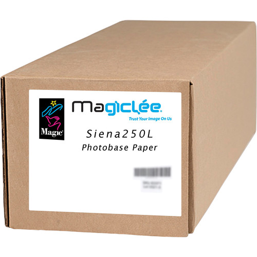 "Magiclee Siena 250 L Photobase Paper (60"" x 100' Roll)"