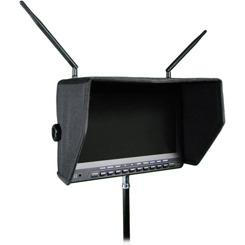 """MagiCue 7"""" Wireless Monitor with DVR"""