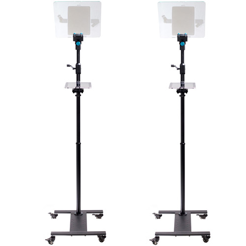 MagiCue Stage Master Presidential Prompter Package (Pair Mobile)