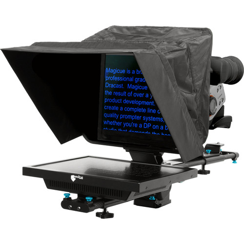 """MagiCue 15"""" Studio Prompter Plus Package with Studio Software"""