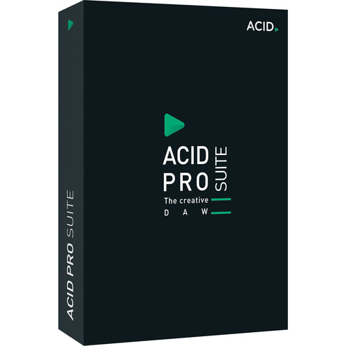 MAGIX ACID Pro 10 Suite (Academic, 5-99 Site License,Download)