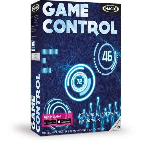MAGIX Entertainment Game Control (Boxed)
