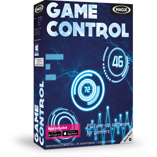 MAGIX Game Control (Academic, Download)