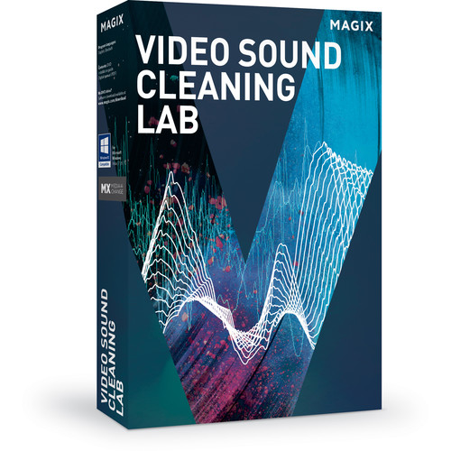 MAGIX Video Sound Cleaning Lab - ESD Volume 100+