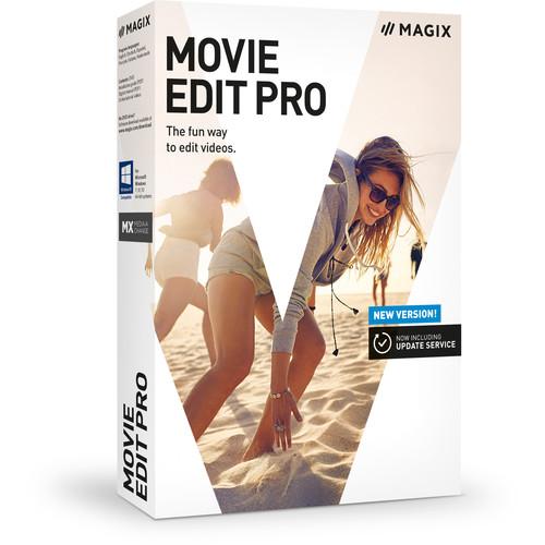 MAGIX Entertainment Movie Edit Pro (Volume 100+, Academic, Download)